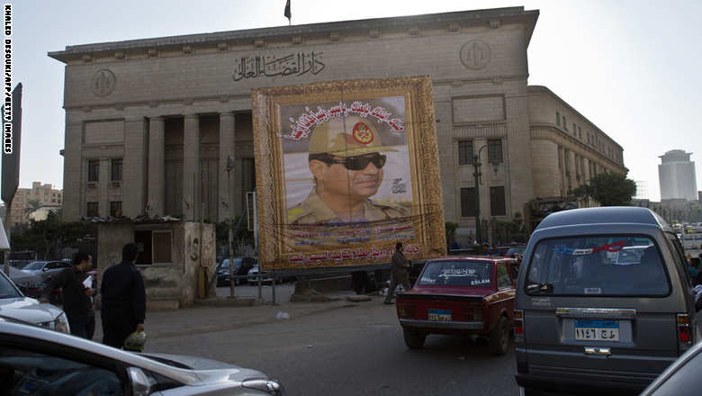 EGYPT-UNREST-POLITICS-SISI-VOTE